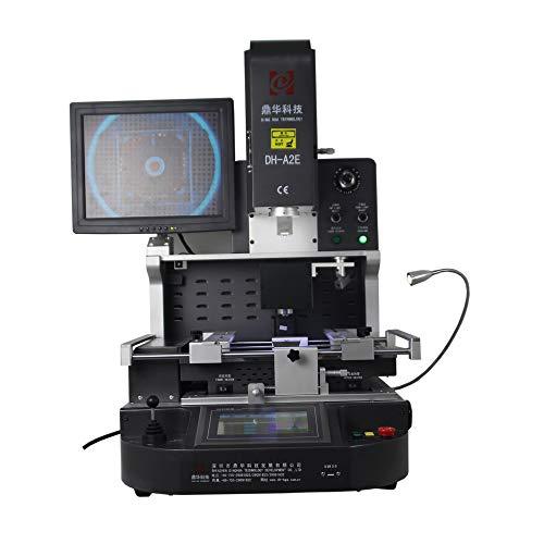 Automático automático de aire caliente por infrarrojos SMT SMD BGA estación de retrabajo PS4 portátil IC móvil máquina reballing con alineación óptica