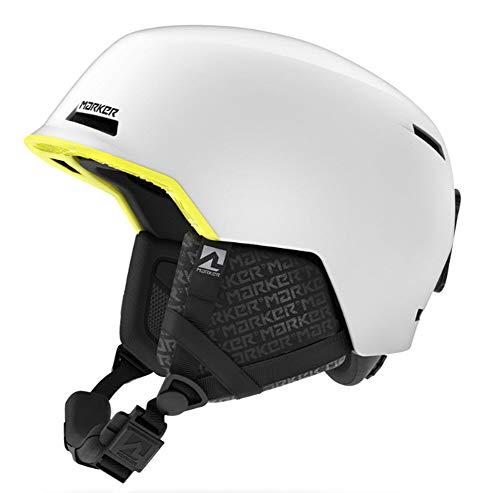 Marker Skihelm Snowboardhelm Clark White Gr. M Kopfumfang 555-59 cm UVP 119€ Neu