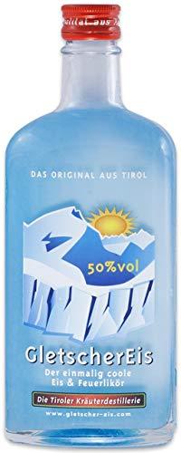 Baumann Gletscher Eis - Eis & Feuerlikör (1 x 0,50 l)