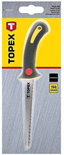 Topex 10A717 Serrucho para placas de yeso laminado (150 mm)
