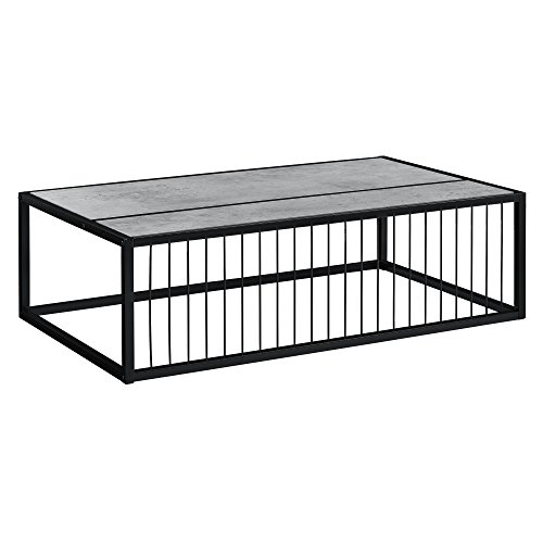 [en.casa] Moderne salontafel - Edinburgh - betonlook