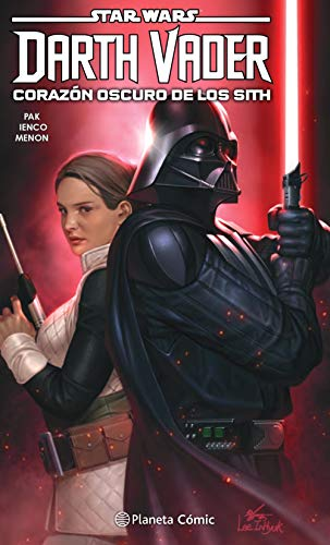 Star Wars Darth Vader nº 01. Corazón oscuro de los Sith (Star Wars: Cómics Tomo Marvel)