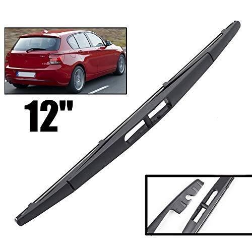 Lianlili 12'Blade de limpiaparabrisas Trasero para BMW 1 Serie F20 F21 114i 116i 118i 120i 125i M135i M140i 116D 118D 125D 2011-2019