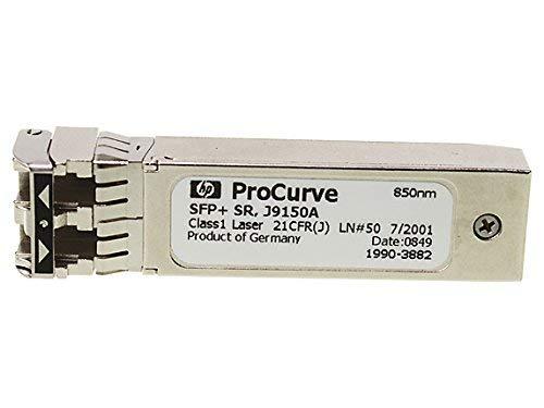 Preisvergleich Produktbild HP J9150A - X132 10G SFP+ LC SR Transceiver (Generalüberholt)
