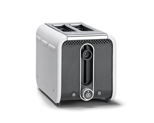Dualit Ekobrew Classic Filter, 2-slot, White/Grey
