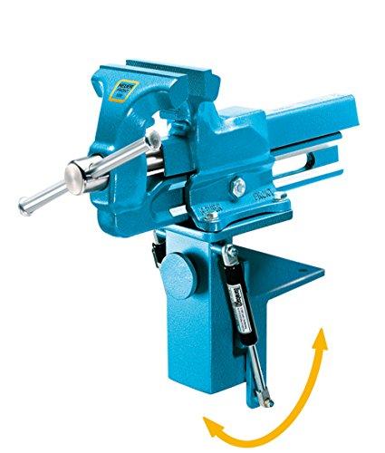 Klapp, Klappgerät für Schraubstock 135mm und 140mm