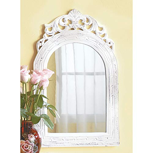 Accent Plus Arched-Top Wall Mirror 12.5x0.5x20