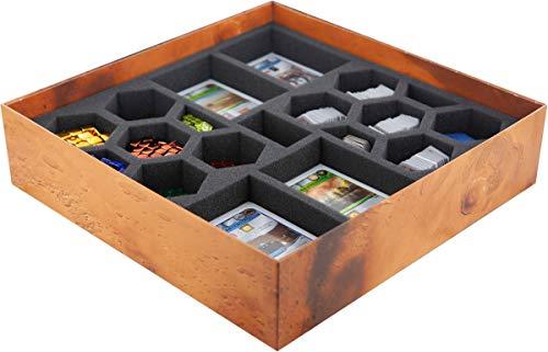 Feldherr Espuma Compatible con Terraforming Mars - Caja de Juego de Mesa