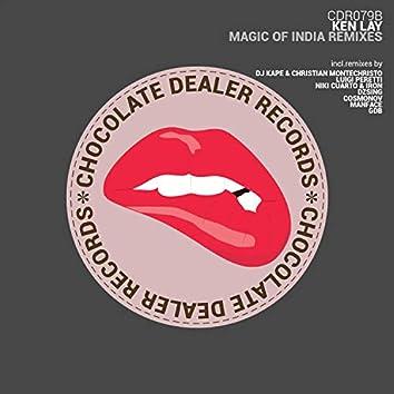 Magic of India (The Remixes)