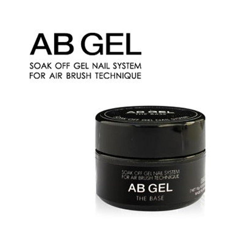 広告カードラジエーターベースジェル ジェルネイル AB GEL THE BASE 15g