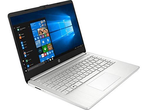HP 14 10th Gen Intel Core i3 14-inch FHD Laptop(i3-1005G1/8GB/512GB SSD/Win 10/MS Office/Win 10/Natural Silver/1.5 kg), 14s-dr1008tu