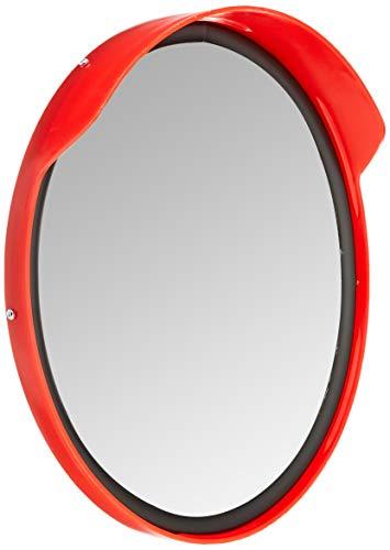professioneller Verkehrsspiegel Beobachtungsspiegel Sicherheitsspiegel Kontrollspiegel, Konvexspiegel 30 cm Endlich top Sicht mit Dichtung im Spiegel