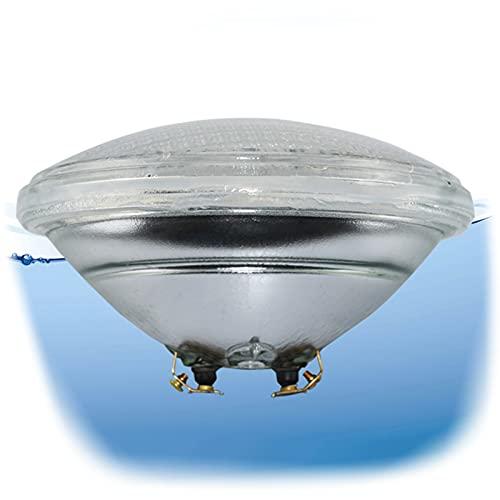 AMDHJ Bombillas LED sumergibles PAR56, IP68 Impermeable 12v 12-45W Luces de Piscina Luz subacuática, 4 Estilos (Color : RGB, Size : 18W)