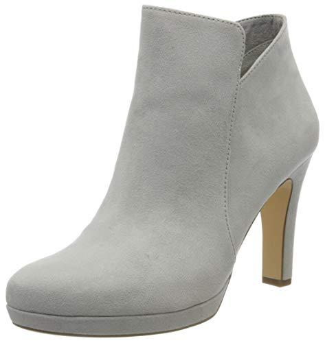 Tamaris Damen 1-1-25316-24 Stiefeletten, Grau (Grey 200), 38 EU