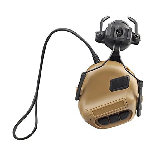 タクティカルヘッドセットヘルメットタイプのゲームヘッドホン第5世代チップヘッドセットタクティカルゲームを狩るための取り外し可能なデザイン