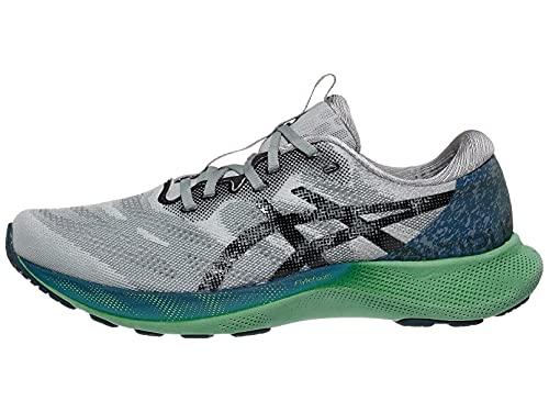 ASICS Men's Gel-Nimbus LITE 2 Running Shoe, 12.5M, Piedmont Grey/Black