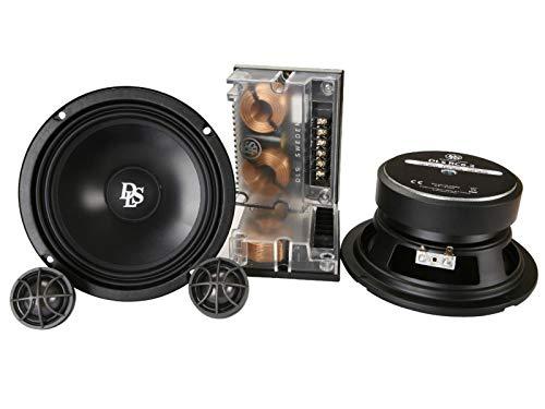 DLS CK-RC6.2-16,5 cm Komponenten-Lautsprecher mit 150 Watt (RMS: 100 Watt)