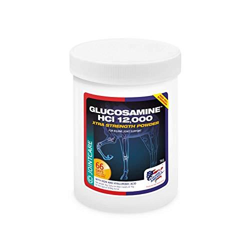 Equine America Glucosamine 12,000 Plus MSM + HA - 900g