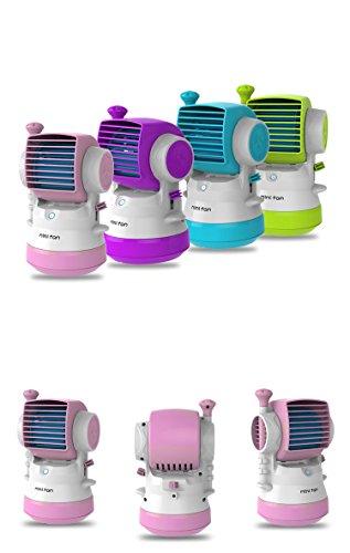 KAKU Niebla Ventilador Mini USB Humidificador Niebla