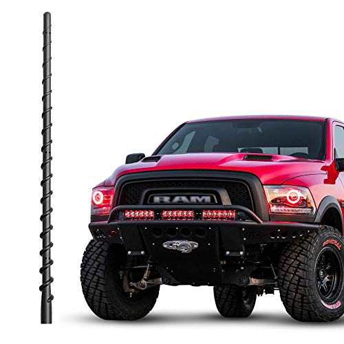 VOFONO 13 inch Replacement Antenna Fits for Dodge RAM 1500 & Ford F150 (2009-2021)