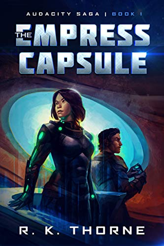 The Empress Capsule by R. K. Thorne ebook deal