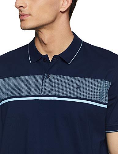 Louis Philippe Men's Regular Fit T-Shirt 5 41kYAnlVwdL