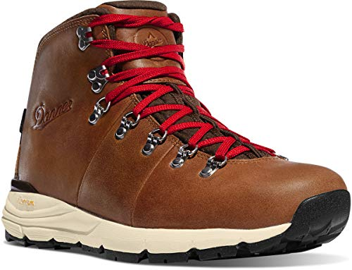 Danner Men's Portland Select Mountain 600 Hiking Boot, Saddle Tan-Full Grain, 10.5 D US