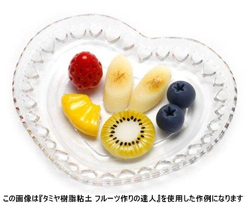 タミヤ(TAMIYA)デコレーションシリーズNo.36『タミヤ樹脂粘土フルーツ作りの達人(76636)』