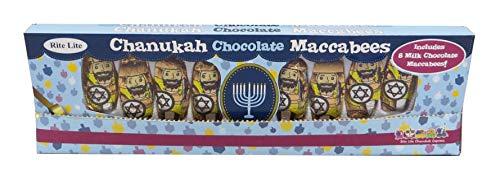 image of Rite Lite Chocolate Maccabees