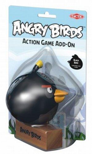 Tactic - 40518 - Jeu de Plein Air - Angry Birds Extension - Black Bird