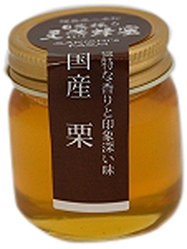 国産天然蜂蜜 50g 栗