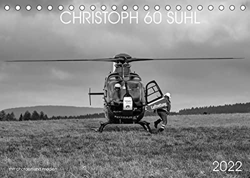 Christoph 60 Suhl (Tischkalender 2022 DIN A5 quer)