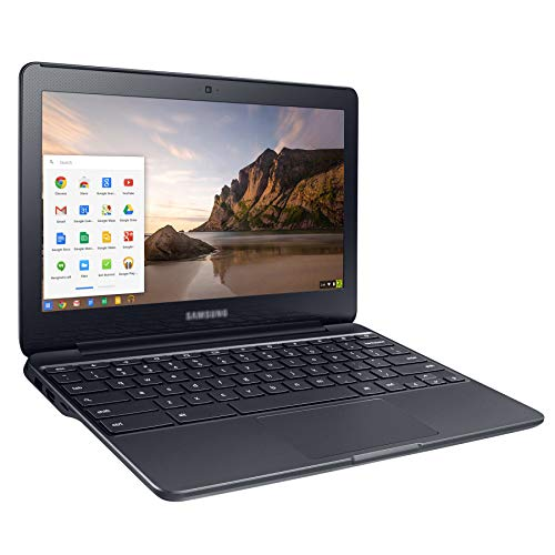 Used Chromebook Laptop Series 5 500C KJD 11.6 Inches Intel Atom N570 2 GB RAM 16 GB SSD Computer Chrome OS PC Notebook (XE500C21)