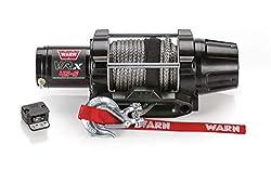 WARN 101040 VRX 4500 lb winch