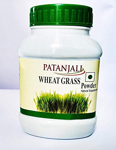 Patanjali Wheat Grass Powder - 100gm (Pack of 2)