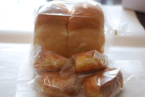 イギリスパン・こしあんドーナツ2個・ピロシキ・カレーパン / 全5個【朝食おやつセット】※おひとり様1セット限り