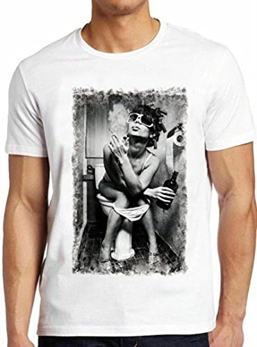 Sexy Woman Drunk MMA Holiday Summer Fashion tee T Shirt
