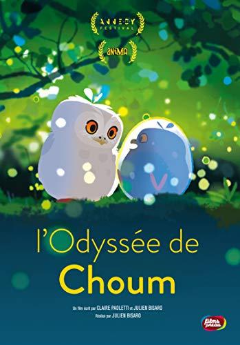L'Odyssée de Choum [Francia] [DVD]