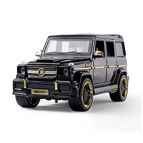 CCFCF 1:24 Mercedes-Benz G-Klasse G SUV Automodell, Modellautos, Legierung Druckguss Spielzeug Ornamente Sportwagen-Kollektion, Alu-Automodell, Perfekt Für Sammler