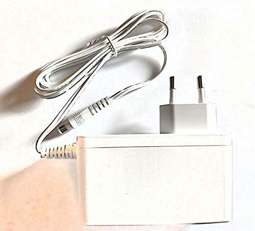 Huawei HW-120200E0A - Cargador de alimentación eléctrica (12 V, 2 A, enchufe europeo, 2 pines, para routers 4G 5G, B715 y B818, 12 V, 2 A, color blanco)