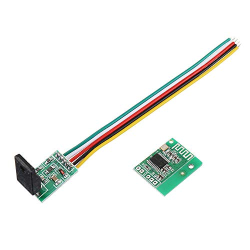 LYYCEU 5 UNIDS CA-901 Módulo de fuente de alimentación del interruptor de TV LCD 12 / 24V 46 pulgadas Paso Módulo de muestreo de módulo de Buck Módulo para 46 '' Mantenimiento de la pantalla Partes el