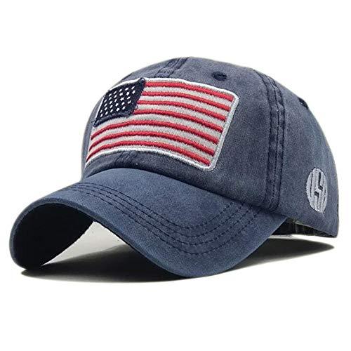 THY trade EE. UU. Bandera de Estados Unidos Gorra de béisbol Polo...