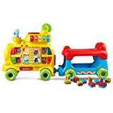 VTech Sit-to-Stand Alphabet Train (Frustration Free Packaging)