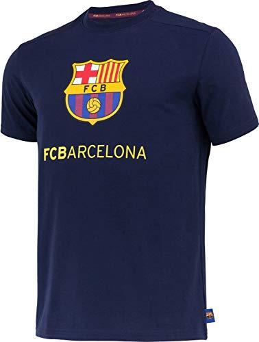 Fc Barcelone Camiseta de algodón Barça - Colección Oficial Taille Adulte M