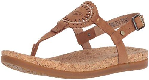 UGG Damenschuhe - Sandalette AYDEN II 1020063 - almond, Größe:37 EU