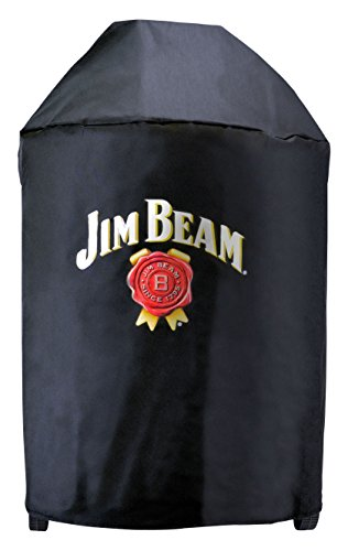 Jim Beam JB0305 Grillabdeckung, Schwarz