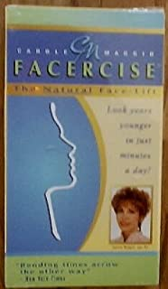 Carole Maggio Facercise: The Natural Face-Lift - Look Years Younger in Just Minutes a Day!