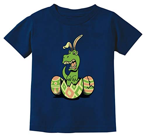 T-Rex Bunny Easter Egg Funny Gift for Easter Toddler/Infant Kids T-Shirt