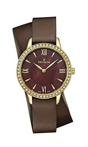 Reloj - Delbana - Para Mujer - x