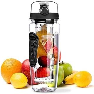 Fruit Infuser Juice Shaker Water Bottle Safe Healthy Eco-Friendly Travel Camping Lemon Water Bottle 1000ml